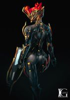 Ember Prime by Kevin-Glint