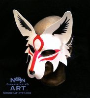 Okami Mask by nondecaf