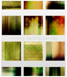textures: assorted by 77words