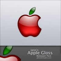 Apple Gloss by jatin