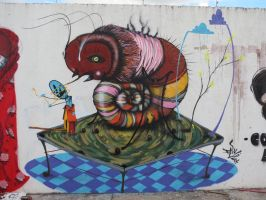 Criaturas by feik-graffiti