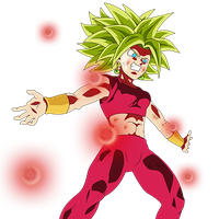 Dragon Ball Super Kefla SSJ2 by Decretis