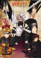 Naruto Shippuden : Thank you by Itasugen