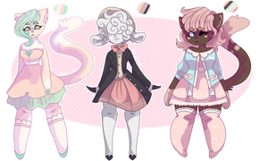 Adopts (OPEN) REDUCED AGAIN by Mareu-Chan