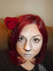 Fawn Make-up by KisaAoi