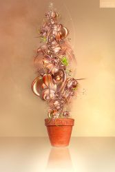 magical plant by Feni-x