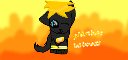 goldsolace by mudpawdraws