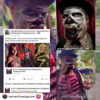 Rave Reviews from the zombie by samanthawpgcom by VisualEyeCandy