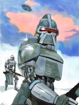 The Cylons By Your Command by VincentPompetti