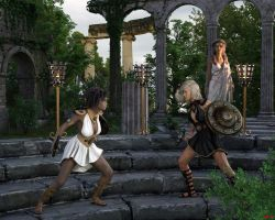 Amazons by Hera-of-Stockholm