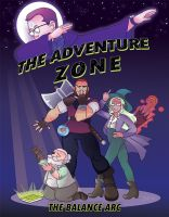 The Adventure Zone Balance Poster by jealter