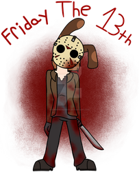 Friday The 13th Buttercup by FunnyBoneSans