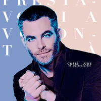 Icon Chris Pine by MartuGraphic