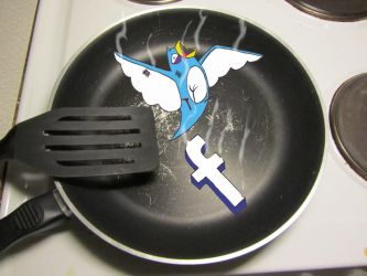 How to fry the twitterbird by Lundbergdavid