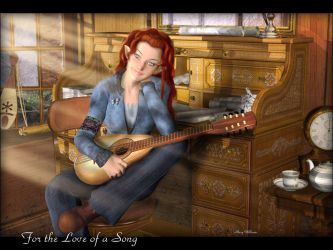 For the Love of A Song by NightsongWS