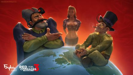 red comrades promo by Hieronymus7Z