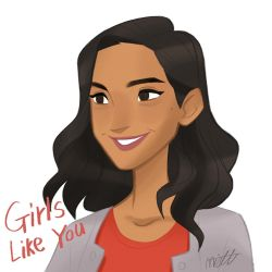 Girls Like You - Gal Gadot by miacat7
