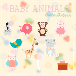 Baby Animals by Waatt