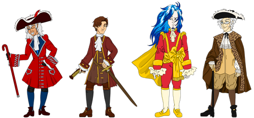 TRK Men's Fancy Dress Meme by SailorPhantom