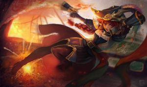 Captain fortune by Celiarts
