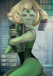 Peridot by Whails