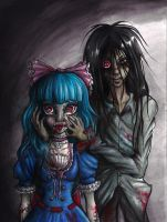 The Doll Maker and the First... by Chisai-Yokai