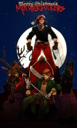 :Amour Sucre: Merry Badass Xmas by BTRumple
