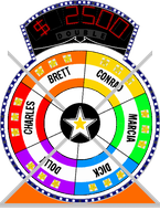 Star Wheel #5 $2,500 by mrentertainment