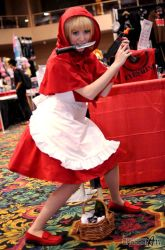 Hey There Little Red Riding Hood by EmmyLou