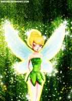 Tinker Bell by Saiyond