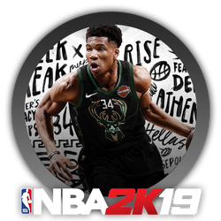 NBA 2K19 - Icon by Blagoicons