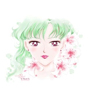 Flower Setsuna by Pillara