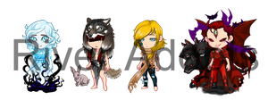 Song Adopts | OPEN by River-Warrior-Adopts
