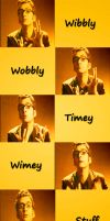 Doctor Who, how the time works by FrancYeah