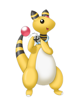 Chime the Ampharos by EvanDaMaster