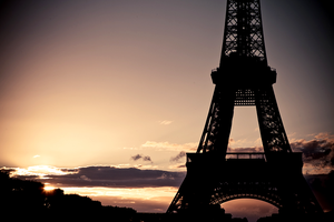 from paris with love zooming by LeMex
