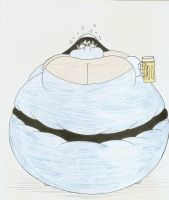 COM Kitana filled with beer by Robot001