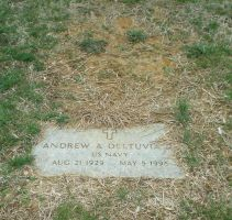 Family Gravesites 2a by steward