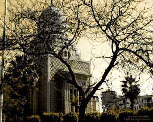 Mosque by Melancholic-Vision