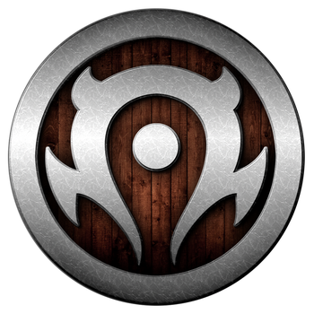 Horde Shield by Oligo-Friend