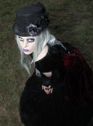 gothic victorian new STOCK 2013 Madaley Selket by MadaleySelket