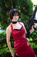 Resident Evil, Ada Wong: Infected by cure-pain
