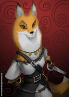Armello: Scarlet by Purpleground02