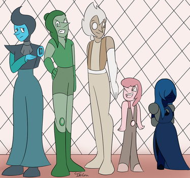Morganite's Stock Free Adopts (CLOSED) by Ikilou