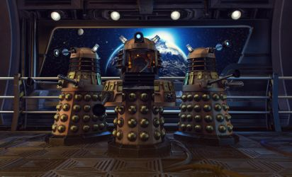 The last of the dalek by ExPir