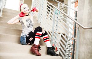 Harley Quinn Suicide Squad by Arctic-RevoIution