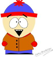 Stan Marsh by CarlyBroflovski