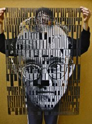 Keith Haring by orticanoodles