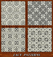 Lacy Patterns by allison731