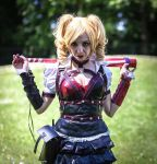Harley Quinn by magggg
